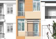 $Cho thuê nhà MT Nguyễn Thị Thập, Q.7, (DT: 5x37m, 1 trệt, 1 lầu, st). Giá: 50tr/th