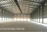 Cho thuê xưởng 1100m2 trong KCN Quang Minh, Mê Linh, Hà Nội