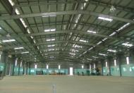 Cho thuê nhà xưởng, kho tại Vĩnh Phúc 2050m2 tới 8050m2 KCN Bình Xuyên (có bán)