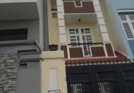 Nhà 4x15m, mới xây 1 trệt 3 lầu HXH ngay QL13 cũ gần ngã 4 Bình Phước