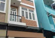 Bán nhà gần ngã tư Bình Phước, HXH 6m, đúc 1 trệt 3 lầu mới 100%