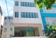 Cho thuê nhà Nguyễn Cơ Thạch, diện tích 105 m2x 6 tầng, có thang máy, tiện làm vp công ty