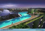 D'Edge Sensation, căn hộ quý tộc đỉnh cao, hồ bơi trên tầng 22 ngắm toàn cảnh sông Sài Gòn