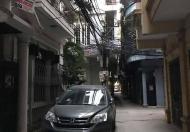 Bán nhà riêng khu vip Trần Quang Diệu, Đống Đa 50m2 ngõ thông, gara