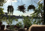 Bán gấp nhà đẹp, hiếm hồ Trúc Bạch, Ba Đình, DT: 25m2 x 5 tầng, giá 6,7 tỷ, ở hoặc cho thuê