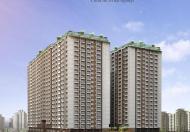 Cần cho thuê gấp một số căn hộ Southern Dragon, Âu Cơ, diện tích 77m2, 2PN, giá từ 9tr/tháng