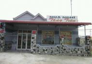 Nhà nghỉ Thủy Tiên QL1A, Cà Ná, Thuận Nam, Ninh Thuận, 1142 m2, 13 phòng, 6 kios, 2 mặt tiền