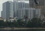Cần bán gấp căn 80m2 tòa CT2B chung cư tái định cư Hoàng Cầu giá 28.5 triệu/m2