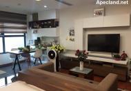 Cho thuê căn hộ 3 phòng ngủ dt 109,9m2 tại Vinhomes Nguyễn Chí Thanh. LH 093 666 0708