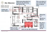 Cần tiền gấp bán lại Sky Mansion 4PN, Feliz En Vista view Q1 và sông SG, giá 9,8 tỷ. LH 0977469103