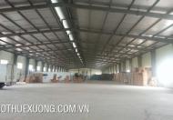 Cho thuê xưởng 2800m2 tại Tân Yên, Bắc Giang giá cực rẻ