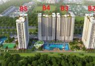 Bán căn hộ The Park Residence MT Nguyễn Hữu Thọ , căn góc 73,86m2 tầng cao 2 mặt view thoáng mát