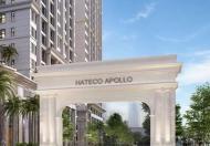 Nhận đặt chỗ căn hộ chung cư Hateco Apollo Xuân Phương - Giá ưu đãi CĐT – 0979194328