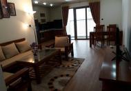 Cho thuê căn hộ đủ đồ 3 phòng ngủ chung cư 170 Đê La Thành, LH 093 666 0708