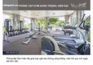 Villa Park công viên bờ sông, an ninh 24/7. Nhận nhà ngay, giá từ 6.5 tỷ / căn