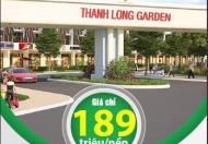 Bán đất nền Nhơn Trạch giá rẻ, chỉ tt 189 triệu, sở hữu ngay 100m2 (100% thổ cư), đường nhựa 8- 10m