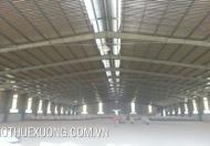 Cho thuê kho/nhà xưởng tại Bình Xuyên, Vĩnh Phúc