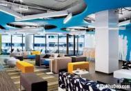 Cho thuê sàn làm văn phòng, spa,.. trung tâm quận Hai Bà Trưng, , 85m2 -200m2. Giá: 250 ng/m2/tháng