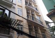 Nhà phố Đoàn Thị Điểm, Đống Đa, DT 40m2 x 7 tầng, cầu thang máy, giá 5.3 tỷ