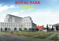 Cần bán gấp căn 2 ngủ Royal Park Bắc Ninh giá chỉ từ 900 triệu