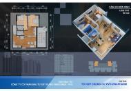 Bán gấp căn hộ CH1- 2 68m2 tầng 15 Vinapharm 60B Nguyễn Huy Tưởng, Thanh Xuân, Hà Nội