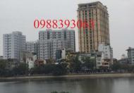 Cần bán gấp căn 80m2 tòa CT2B chung cư Tái Định cư hoàng cầu giá 29 triệu/m2