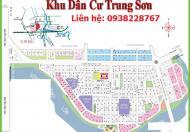 Đất mặt tiền đường số 9 khu Trung Sơn – 0938.228.767