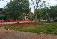Bán đất mặt đường Nguyễn Cao kéo dài, cạnh công ty may Việt Hàn