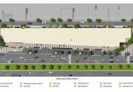Bán sàn thương mại chung cư The Golden Palm Lương, diện tích 1500m2, giá 32tr/m2