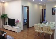 Cho thuê căn hộ DT 123m2, 3 phòng ngủ, nội thất đầy đủ, 71 Nguyễn Chí Thanh