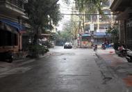 Bán đất phân lô mặt ngõ 47 Nguyễn Khả Trạc, DT thực tế 43 m2, nhà cấp 4 + 1 lửng