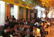 Bán nhà mặt phố Đào Duy Từ; diện tích 109m2; mặt tiền 5m
