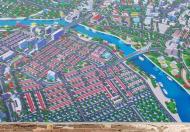 Bán đất nền dự án Mega City,Thị Xã Bến Cát,Bình Dương,diện tích 100m2