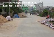 Bán lô đất hướng Tây Nam khu vực Khả Lễ, phường Võ Cường tại TP. Bắc Ninh
