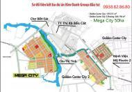 MeGa City Cầu Đò 450tr 100m đường HÙng Vương Bến Cát BÌnh Dương