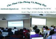 Cho thuê phòng học Ngã Tư Sở, Hà Nội