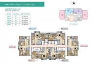 Chính chủ bán căn 806, CC Xuân Phương Residence, DT 96m2, giá 19tr/m2.LH 0975221690