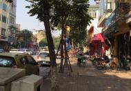 Bán nhà mặt Phố Huế quận Hai Bà Trưng, DT 185m2, nhà cấp 4, giá 375 triệu/m2
