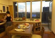 Cho thuê chung cư cao cấp JSC 34 rộng 130m2, 3 phòng ngủ đủ đồ giá 11tr/th