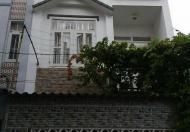 Bán nhà Hương Lộ 2 gần ngã tư Bốn Xã, DT: 4x15m đúc 3 tấm, hẻm 8m