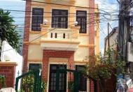 Cho thuê nhà, trệt, 3 lầu, nhà mới 100%, DT: 170m2, giá 16tr, đường Mậu Thân