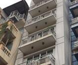 Bán nhà phố Đại Cồ Việt Hai Bà Trưng, sổ đỏ chính chủ, 103m2 10 tầng mt 4,77m 25 tỷ
