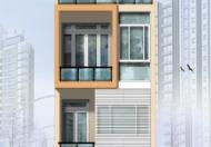 Cho thuê nhà mới xây MT D2, Q. Bình Thạnh