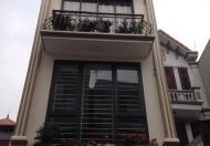 Nhà mới coong Hồ Tùng Mậu 52m2*4 tầng, GARA ô tô 7 chỗ.