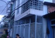 Bán nhà 1,8 tỷ/căn, phường 5 Quận Gò Vấp, 1 trệt 1 lầu, gần kế bên Vincom Phan Văn Trị