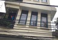 Bán nhà phố Vĩnh Phúc Ba Đình, DT: 36m2 x 5 tầng, chỉ 3.7 tỷ