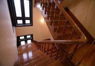 Cần bán nhà xây mới trong ngõ 342 Hồ tùng Mậu,  sàn  gỗ, cầu thang gỗ,  cửa sổ Eurowindow, thiết bị vệ sinh cao cấp