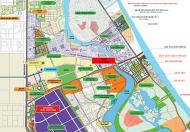 Đất biển 3 lô liền kề xây khách sạn - Khu đô thị thương mại Sea View - Đà Nẵng