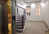 Cho thuê nhà siêu víp ở Khương Thượng DT 65m2 x 5,5 tầng