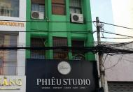Chính chủ bán nhà MT đường Trần Khắc Chân, quận 1, DT 9x24m
